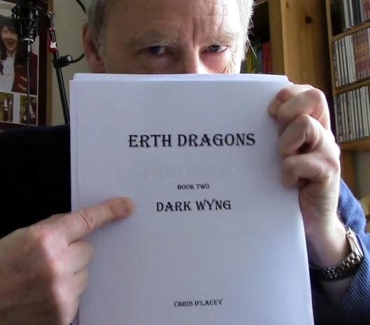 reading Dark Wyng