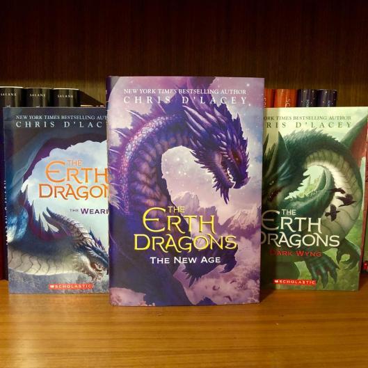 ERth Dragons trilogy